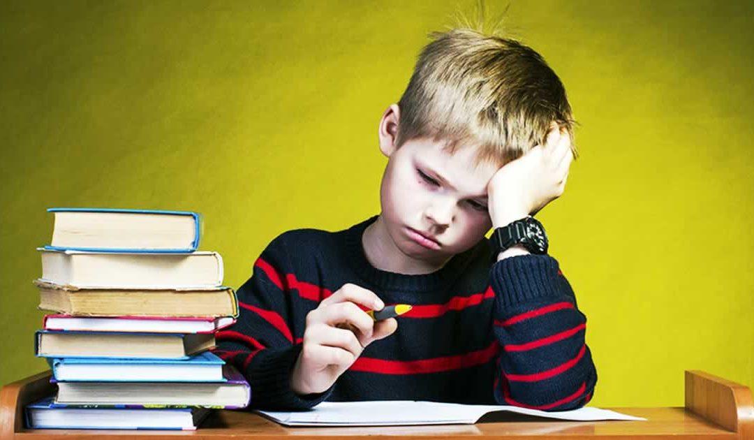 Meu filho tem dificuldade para aprender. Quem devo procurar?