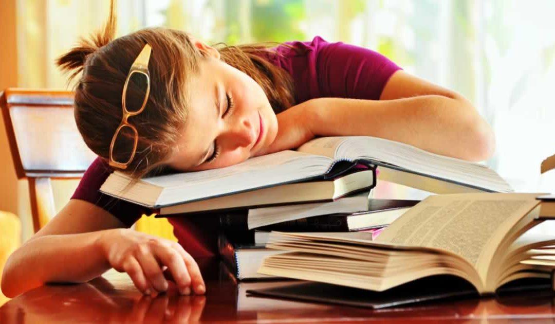 Dificuldades de aprendizagem: Sobrecarga